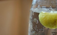 bere acqua è salutare