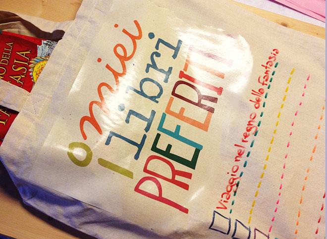 Estremamente Decorare una borsa di tela con stampa personalizzata | Mamma Felice BR17