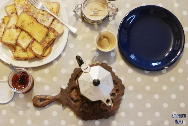 french toast a colazione