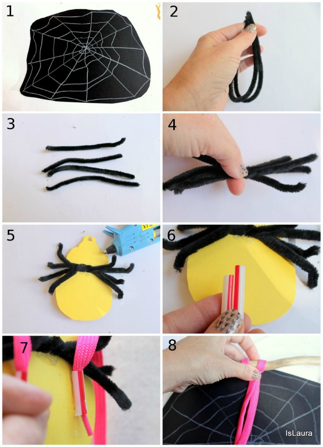 Come fare un gioco attività per i bambini in tema Halloween