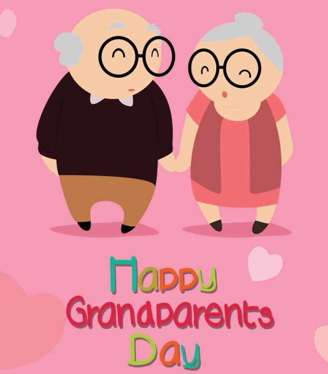 Molto Festa dei Nonni: libro da stampare e colorare | Mamma Felice OW59