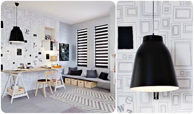 Arredare un piccolo ufficio in modo funzionale e creativo mamma felice - Arredare studio in casa ...
