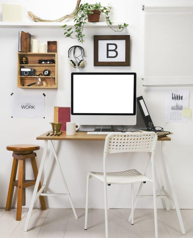 arredare un piccolo ufficio in modo funzionale e creativo