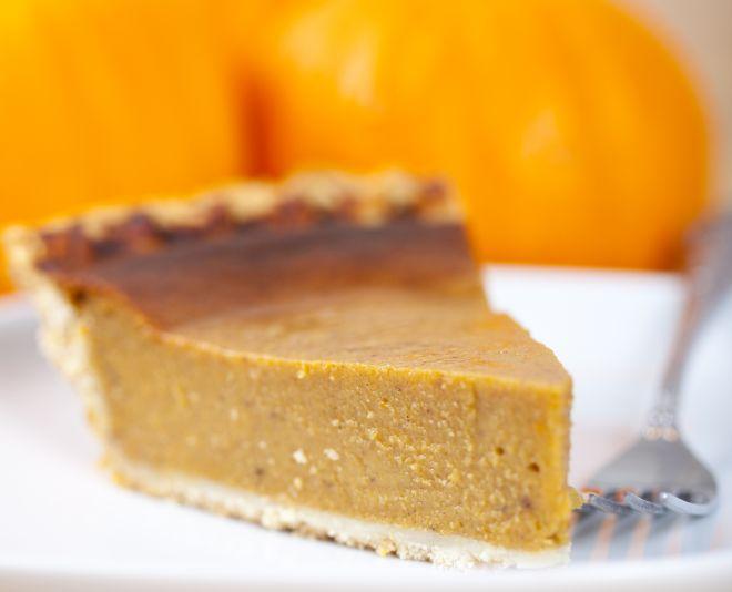 Pumpkin Pie, torta di zucca per Thanksgiving