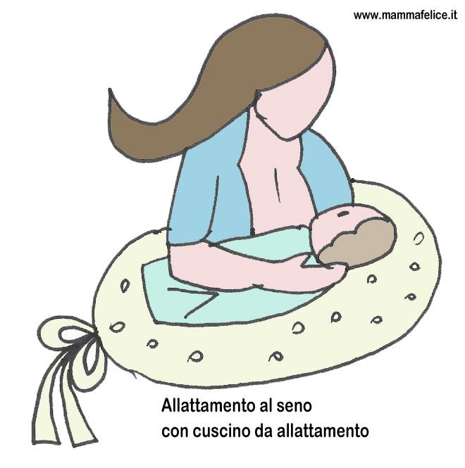 posizioni-allattamento-al-seno-cuscino-allattamento