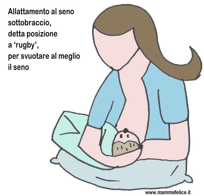 posizioni-allattamento-al-seno-sottobraccio-rugby