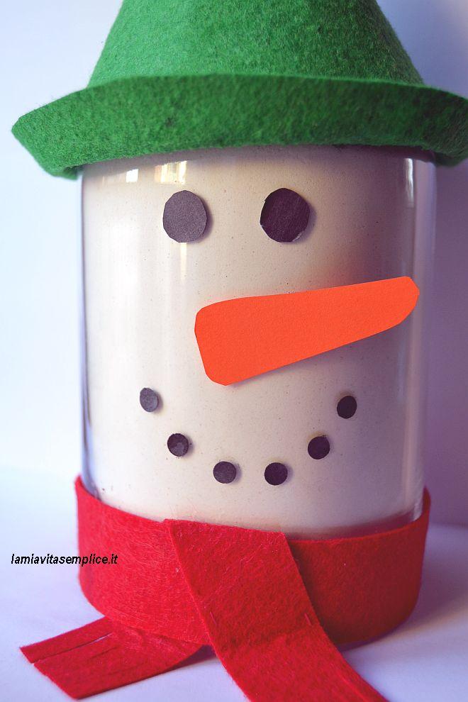 Super Regali di Natale fai da te: pasta modellabile al bicarbonato  NV77
