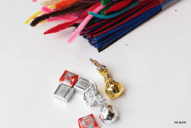 Realizzare-anelli-diamanti-con-cioccolatini-e-nettapipe