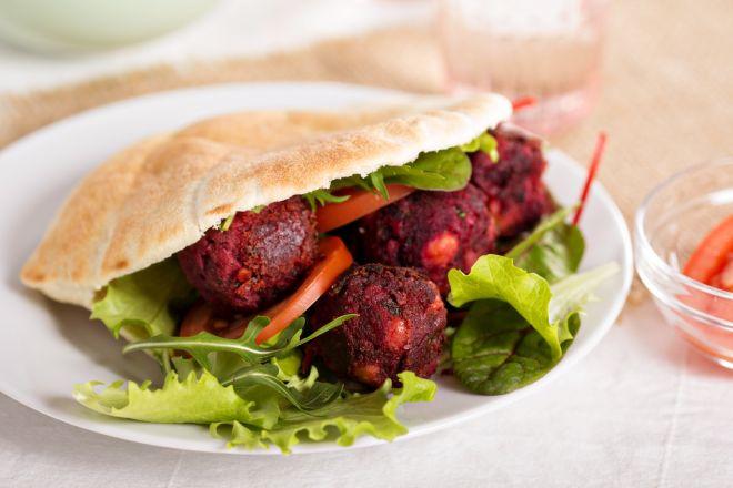 falafel-di-barbabietola
