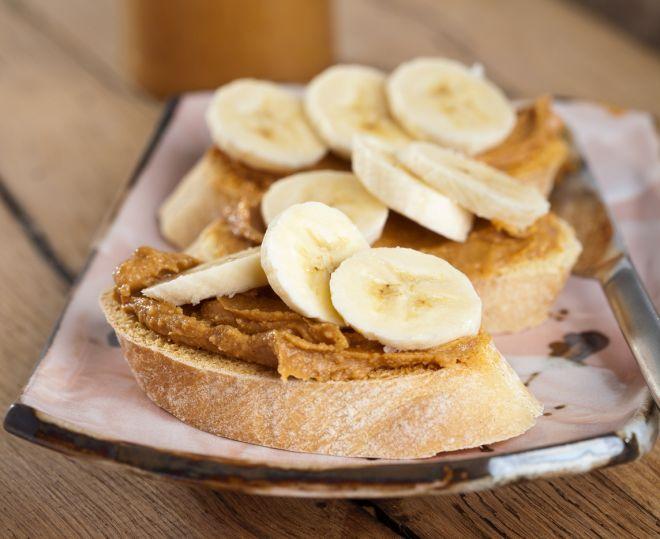 panini-vegan-dolci-banane-burro-arachidi-sciroppo-acero