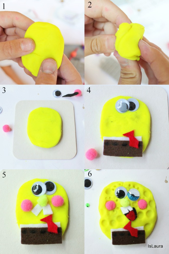 paste-modellabili-per-bimbi-spongebon