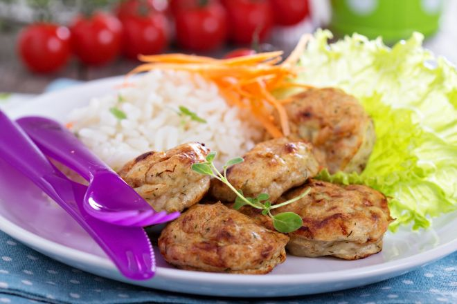 ricette-svezzamento-polpette-ricotta-pollo-10-mesi