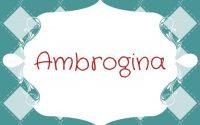 ambrogina