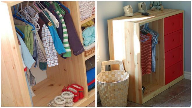 Armadio Cameretta Per Bambini.Cameretta In Stile Montessori Con Mobili Ikea Mamma Felice