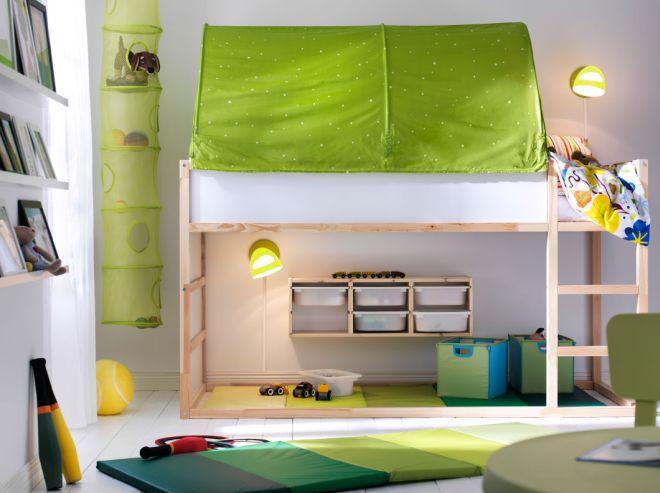 Scaffali Ikea Per Bambini : Cameretta in stile montessori con mobili ikea mamma felice