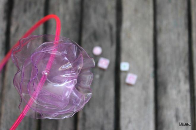cerchietto-riciclando-una-bottiglia-di-plastica