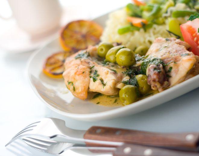 pollo-con-le-olive-ricetta