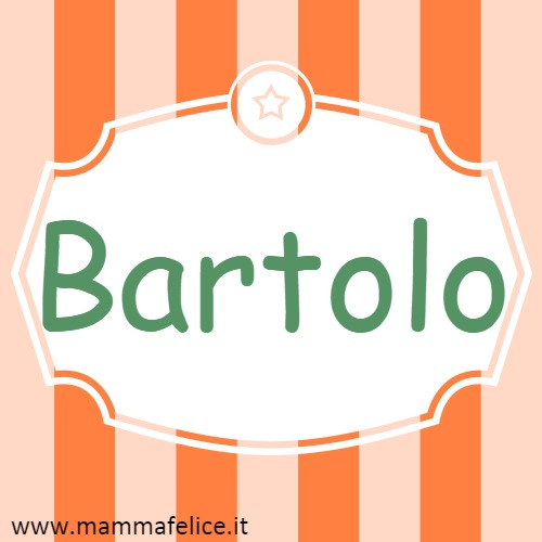 Bartolo