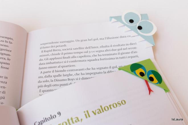 Souvent Segnalibri fai da te di cartoncino | Mamma Felice RF82