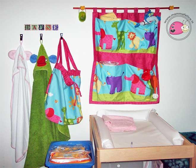 Foto delle camerette dei bambini mamma felice - Camerette bambini neonati ...