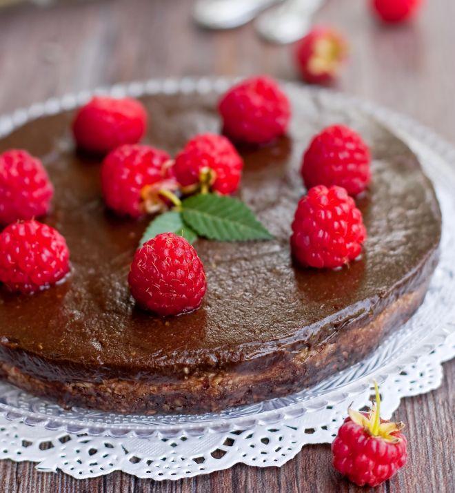ricette-con-cioccolato-senza-cottura-torta-cheesecake