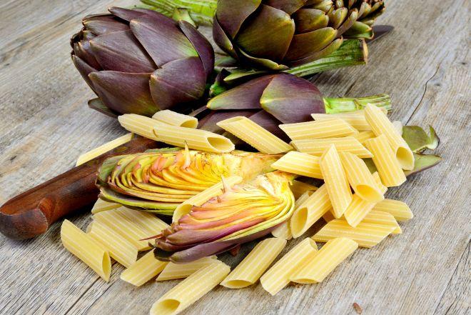 ricette-tradizionali-marchigiane-pasta-carciofi-e-fave