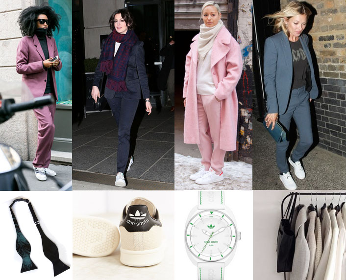 5 modi per abbinare e indossare le stan smith