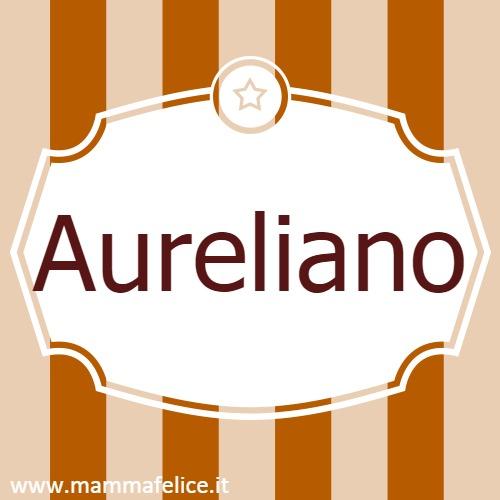 Aureliano
