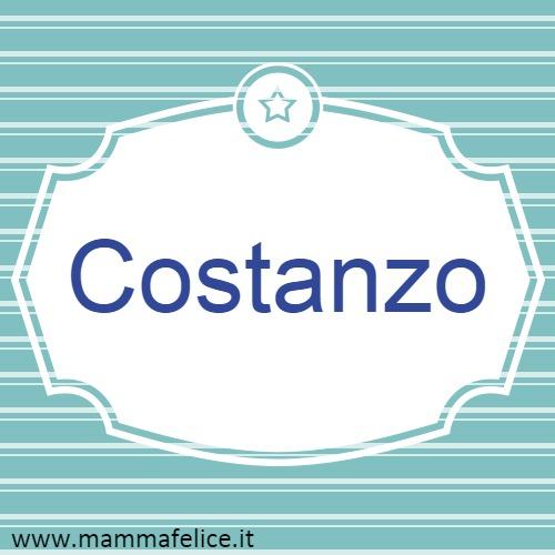 Costanzo