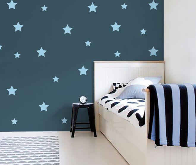 Arredare e rinnovare la cameretta mamma felice - Adesivi murali per camerette ...