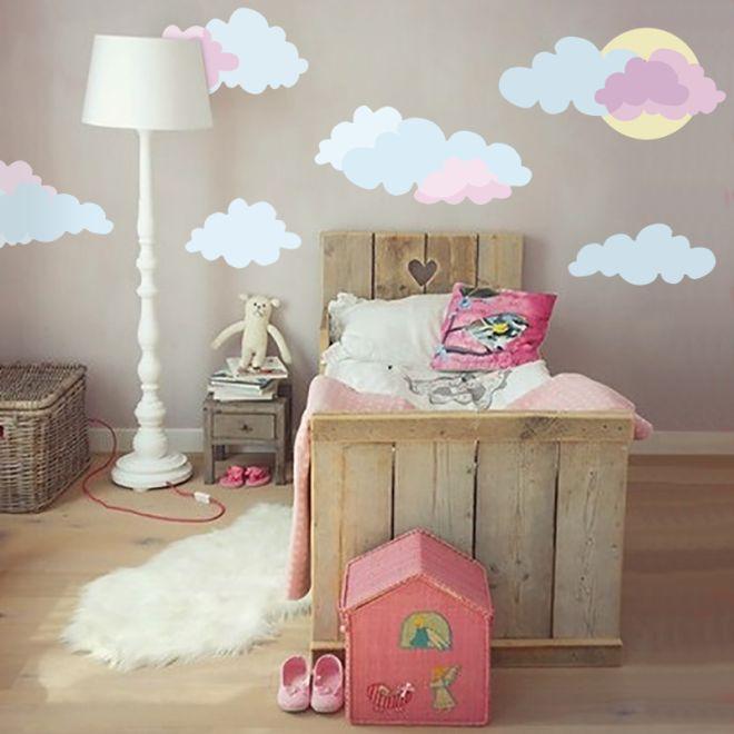 Adesivi per camerette bambini adesivi da parete wall - Adesivi per cameretta bambini ...