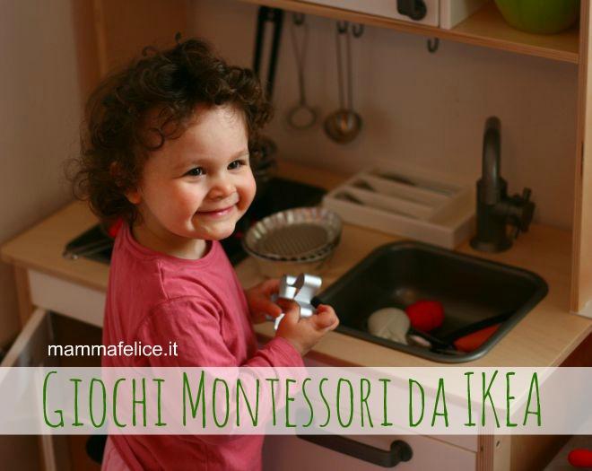 Giochi montessori da ikea mamma felice for Ikea articoli per bambini