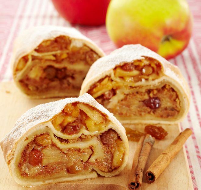 strudel di mele trentine la ricetta mamma felice