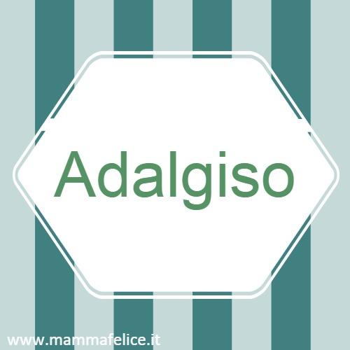 Adalgiso