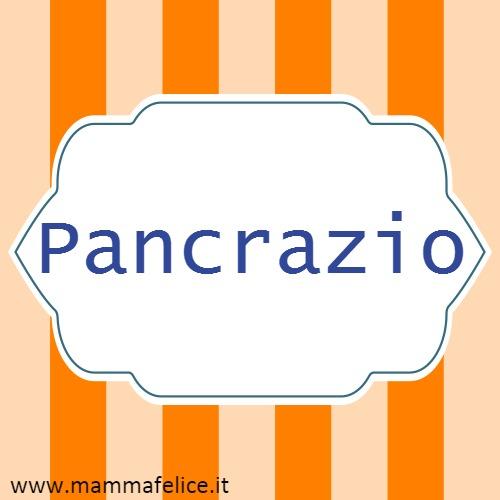 Pancrazio