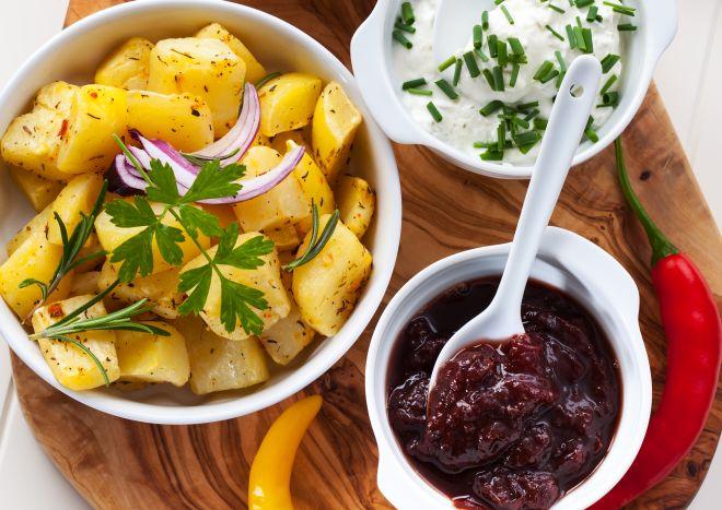pranzo-vegetariano-patate-al-salto