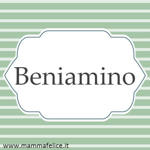 Beniamino