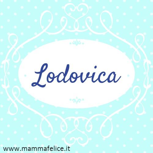 Lodovica