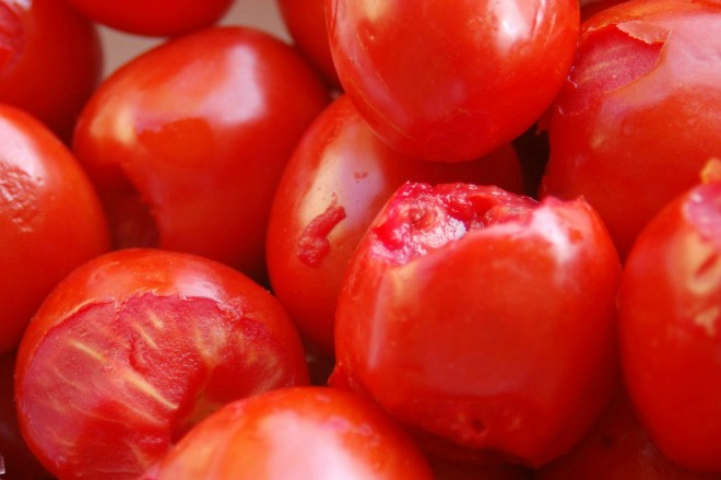 conserva salsa di pomodoro fatta in casa