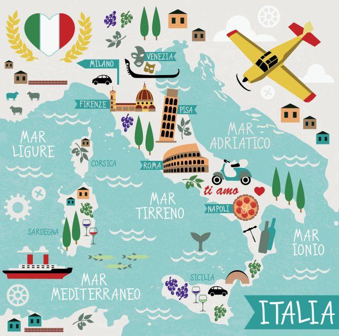 Ricette regionali e tipiche italiane mamma felice for Ricette regionali