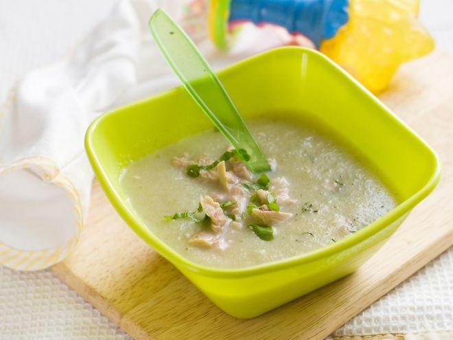 minestra-pappa-lenticchie-pollo-svezzamento