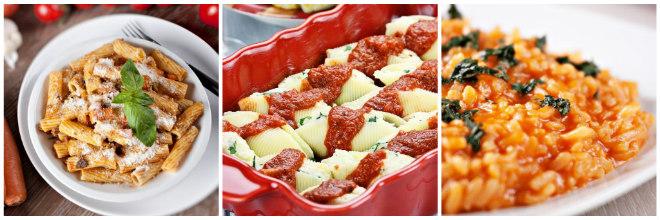 Ricette a base di salsa di pomodoro fatta in casa