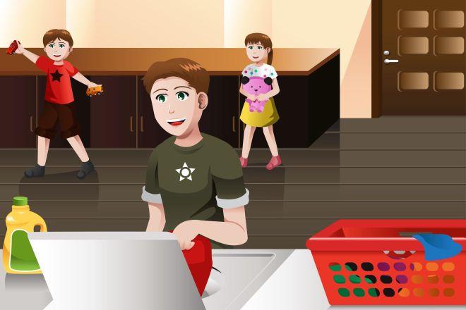 I lavori di casa a chi spettano mamma felice - Lavori in casa forum ...