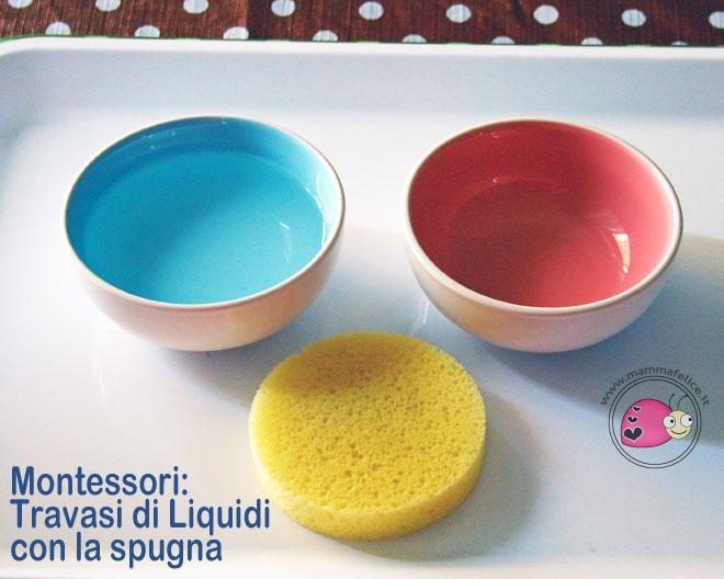 montessori-attivita-vita-pratica-motricita-fine-travasi-di-liquidi-con-spugna