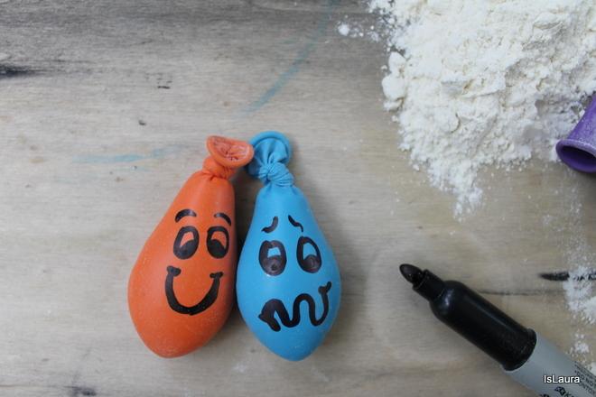 palloncini-con-la-farina-