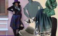 Come vestire in gravidanza in autunno