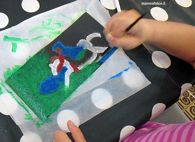 dipingere-con-i-bambini-impressionismo-futurismo-espressionismo
