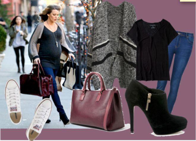 vestire-in-gravidanza-come-blake-lively