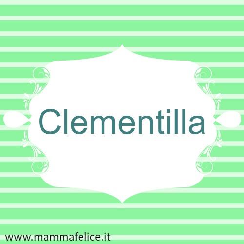 clementilla