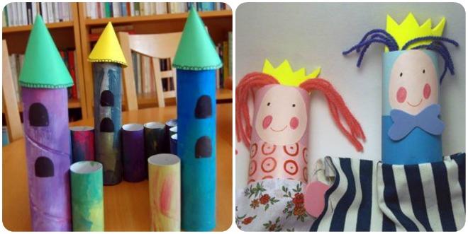 lavoretti-creativi-per-bambini-con-il-cartoncino-e-rotoli-di-carta